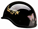 HCI-105 Polo Half Helmets